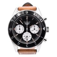 TAG Heuer Autavia Heritage Calibre Heuer 02 Watch Ref. CBE2110-0