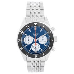 TAG Heuer Autavia Limited Edition Watches of Switzerland Men's Watch