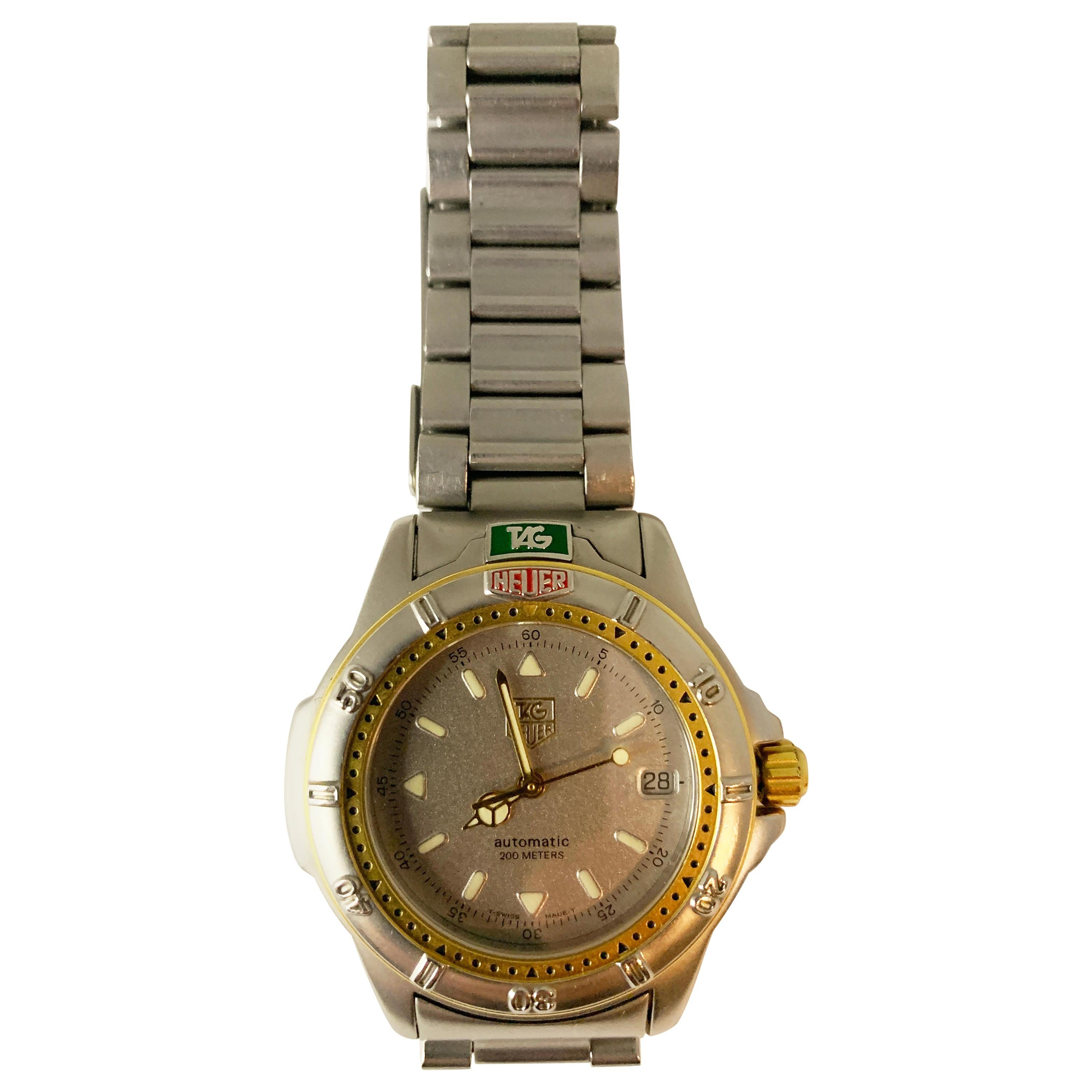 TAG Heuer Automatic 200M
