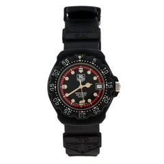 Tag Heuer Black Formula One 383.513 Women's Wristwatch 35 mm