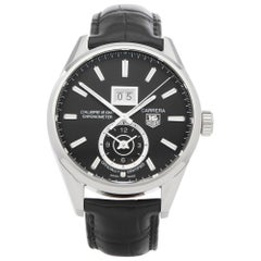 TAG Heuer Calibre 8 Grand Date Stainless Steel WAR510-2