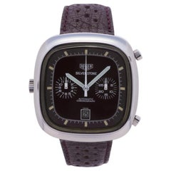 Tag Heuer Carrera 110.313, Black Dial, Certified and Warranty