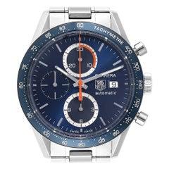 TAG Heuer Carrera 40th Anniversary Legend Men's Watch CV2015 Box