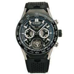 TAG Heuer Carrera ACBF5A80, Certified and Warranty