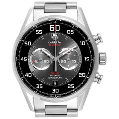 TAG Heuer Carrera Automatic Flyback Steel Men's Watch CAR2B10
