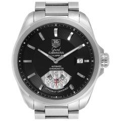 TAG Heuer Carrera Black Dial Automatic Men's Watch WAV511A