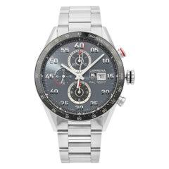 TAG Heuer Carrera Calibre 1887 Grey Dial Automatic Men's Watch CAR2A11.BA0799