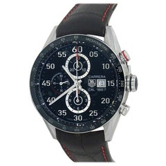 TAG Heuer Carrera Calibre 1887 Stainless Steel Watch Automatic CAR2A10.FC6235