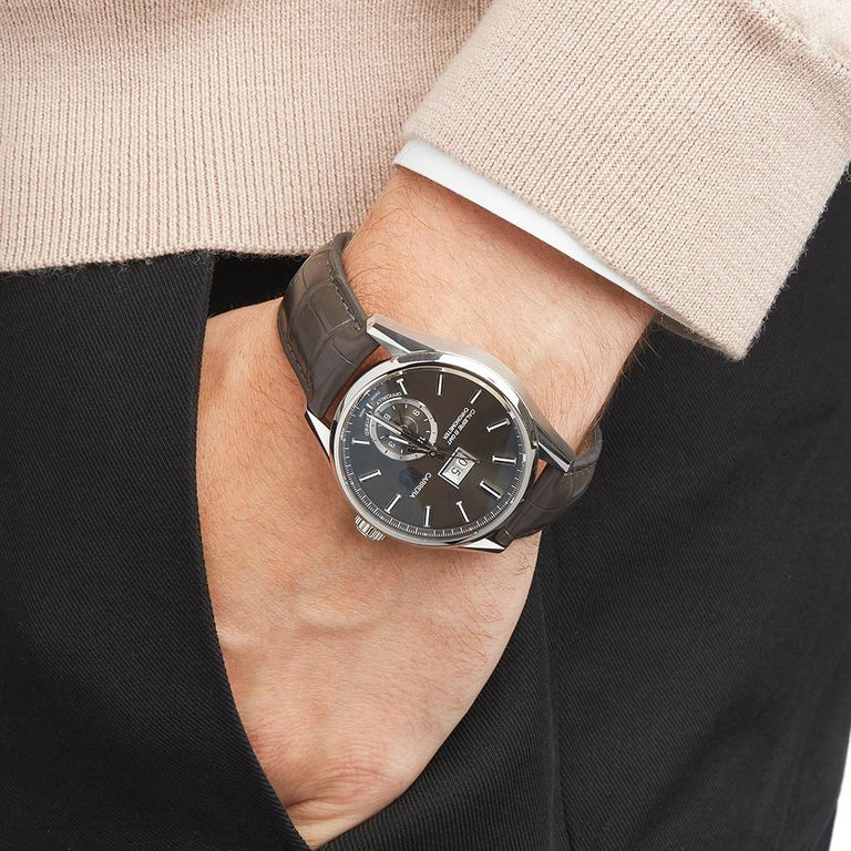 TAG Heuer Carrera Calibre 8 Stainless Steel WAR5012 For Sale 3