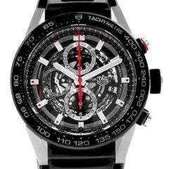 TAG Heuer Carrera Calibre Heuer 01 Skeleton Dial Men's Watch CAR2A1Z