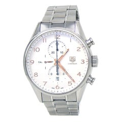 TAG Heuer Carrera CAR2012.BA0796, Certified and Warranty