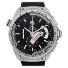 TAG Heuer Carrera CAV5115.FT6019, White Dial, Certified