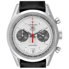 TAG Heuer Carrera Chronograph Limited Edition Men's Watch CV2117 Box Card