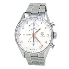 TAG Heuer Carrera Chronograph SS Men's Watch Automatic CAR2012.BA0796