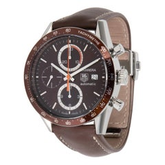 TAG Heuer Carrera CV2013-4 Men's Watch in Stainless Steel