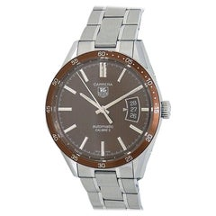TAG Heuer Carrera MISSING, Case, Certified and Warranty