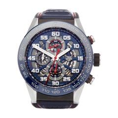 TAG Heuer Carrera Redbull Stainless Steel XCAR2A1N