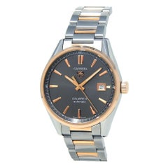 TAG Heuer Carrera Stainless Steel & 18 Karat Gold Automatic Watch WAR215E.BD0784
