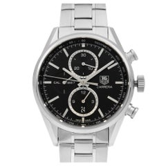 TAG Heuer Carrera Stainless Steel Automatic Men's Watch CAR2110.BA0720