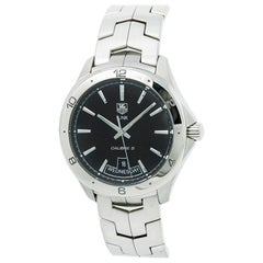 TAG Heuer Carrera WAT2010, White Dial, Certified and Warranty