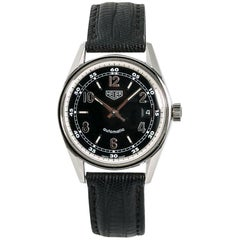 TAG Heuer Carrera WS2111, Black Dial, Certified and Warranty