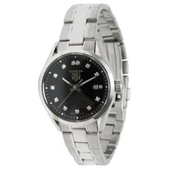 TAG Heuer Carrera WV1410.BA0793, Black Dial, Certified and Warranty
