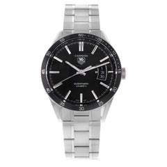 5a70d8f24e177 TAG Heuer Carrera WV211M.BA0787 Stainless Steel Automatic Men s Watch