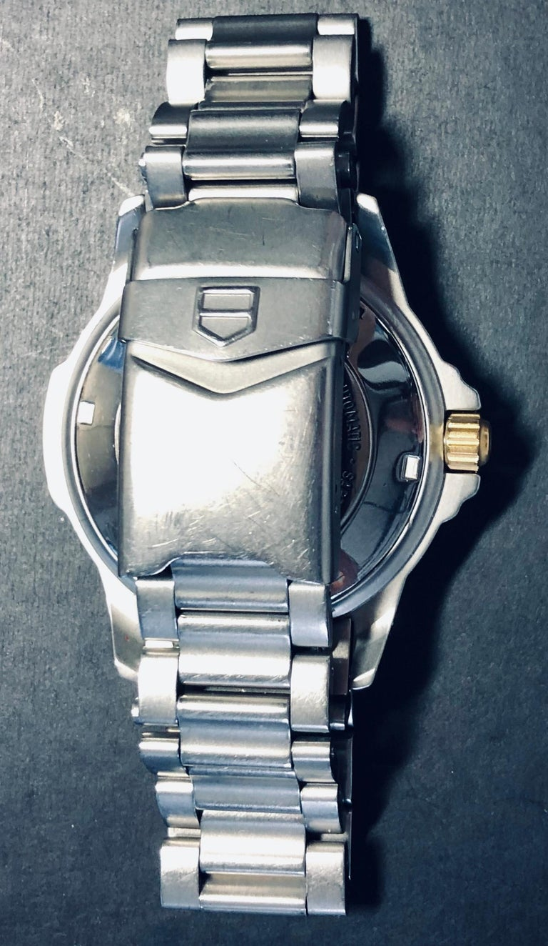 Tag Heuer In Excellent Condition For Sale In Paris, FR