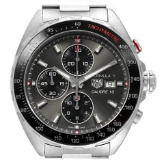 c5f552f1f TAG Heuer Formula One Chronograph Black Dial Men's Watch CAZ2011 ...