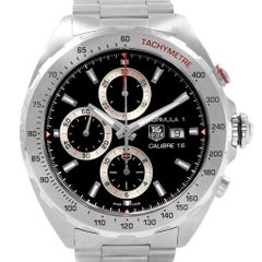 Tag Heuer Formula 1 Chronograph Steel Men's Watch CAZ2010 Card