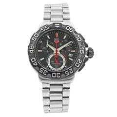 TAG Heuer Formula One Black Dial Steel Titanium Quartz Mens Watch CAH1110.BA0850