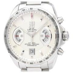 TAG Heuer Grand Carrera Caliber 17 Automatic Watch CAV511B
