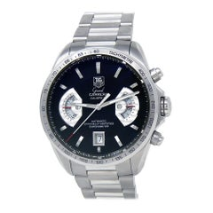 TAG Heuer Grand Carrera CAV511A.BA0902, White Dial, Certified and Warranty