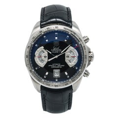 TAG Heuer Grand Carrera CAV511A.FC6225, Silver Dial, Certified and Warranty