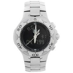 TAG Heuer Kirium Formula One Chronometer Men's Steel Watch CL111A.BA0700