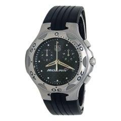 TAG Heuer Kirium McLaren MP4-16 Titanium Quartz Men's Watch CL1182.FT6002