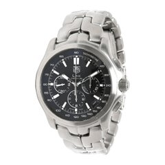 TAG Heuer Link Calibre 36 CT511A.BA0564 Men's Watch in Stainless Steel
