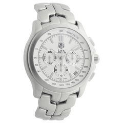TAG Heuer Link CT511B.BA0564_, Silver Dial, Certified and Warranty