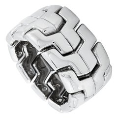 TAG Heuer Link Stainless Steel Ring