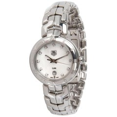 TAG Heuer Link WAT1417.BA0954, White Dial, Certified and Warranty