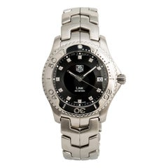 TAG Heuer Link WJ1113.BA0575, White Dial, Certified and Warranty