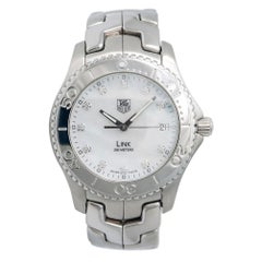 TAG Heuer Link WJ1114-0, Certified and Warranty