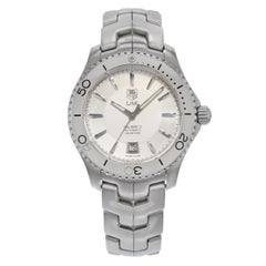 TAG Heuer Link WJ201B.BA0591 Stainless Steel Automatic Men's Watch