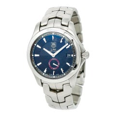 TAG Heuer Link WJ2110, Black Dial, Certified and Warranty