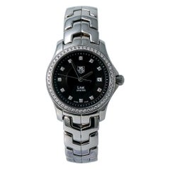 TAG Heuer Link WJF131A.BA0572, Black Dial, Certified and Warranty