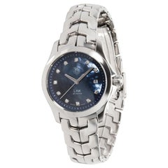 TAG Heuer Link WJF131C.BA0572, Black Dial, Certified and Warranty