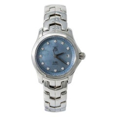 TAG Heuer Link WJF131D, Certified and Warranty