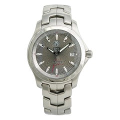 TAG Heuer Link WJF2113, Silver Dial, Certified and Warranty