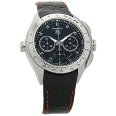 TAG Heuer Mercedes Benz CAG2110.FC6209, Black Dial, Certified