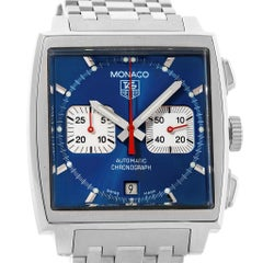 TAG Heuer Monaco Automatic Chronograph Men's Watch CW2113